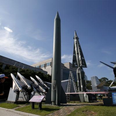 Kärnaläggningen i Yongbyon, Nordkorea