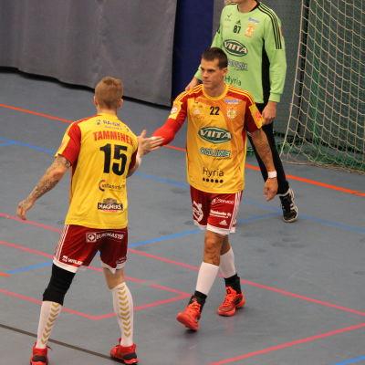 Teemu Tamminen & Nico Rönnberg