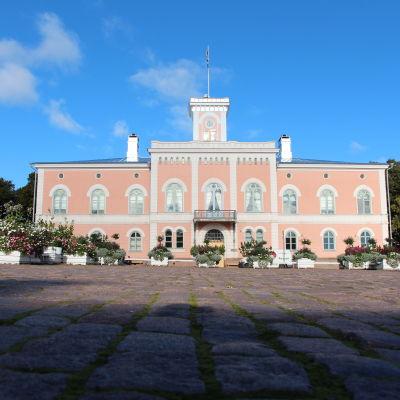 Rådhuset i Lovisa.