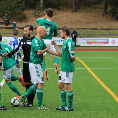 Jonas Britschgi och Petter Meyer klickar.