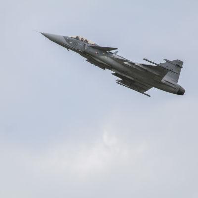 JAS 39 Gripen från svenska flygvapnet
