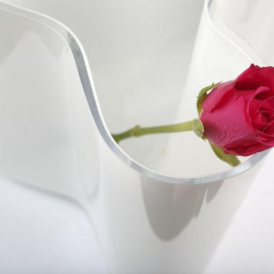 En ros i en vas