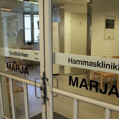 Tandkliniken i Jakobstad