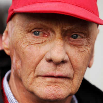 Niki Lauda, 2016.