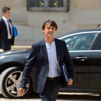 Frankrikes nya miljöminister Nicolas Hulot.