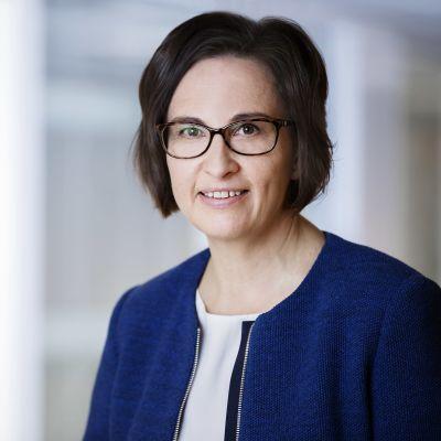 Kuluttaja-asiamies Katri Väänänen.