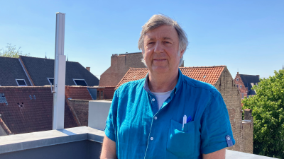Bryggen apulaiskaupunginjohtaja Philip Pierins.