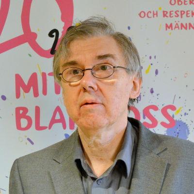 Magnus Lindroos från Sibbo Digital Village
