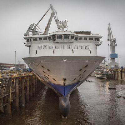 RMC:s första fartyg