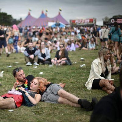 Festival i Reading, väster om London 27.8.2021