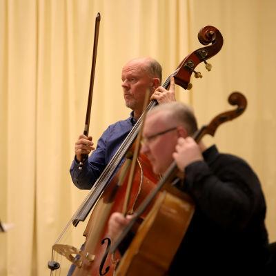 Kymi Sinfoniettan muusikoita