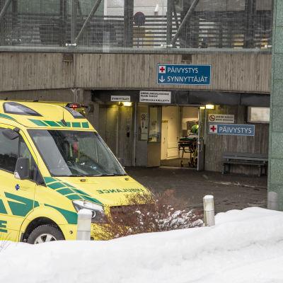 Lapin keskussairaalan päivystys