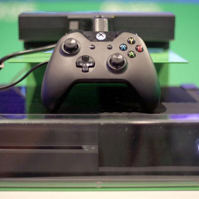Microsofts spelkonsol Xbox One 22.8.2013