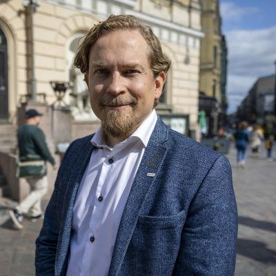 Jani Moliis, koronapassikoordinaattori, Helsingin kaupunki