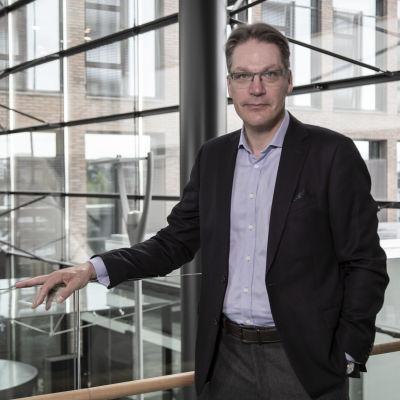 Risto Murto, Varman toimitusjohtaja