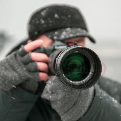 Ykä Kärkkäisen kamera
