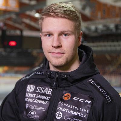 HPK:n kapteeni Markus Nenonen