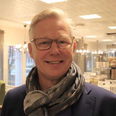 Keittiömestari Jyrki Sukula