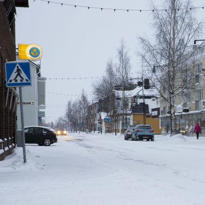Haaparannan Storgatan