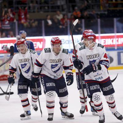 HIFK förlorade mot Tappara i hockeyligans bronsmatch.