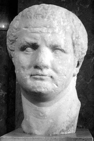 Rooman keisari Titus.
