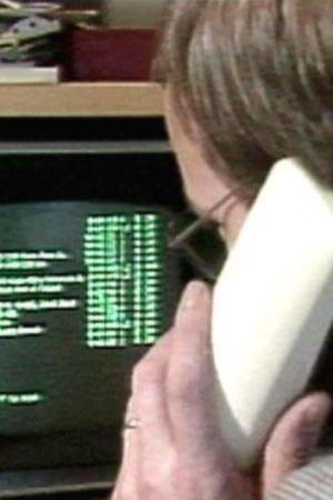 Man ringer med modem, Yle 1986
