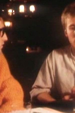 Pale Olin och Stefan Randström, Yle 1988