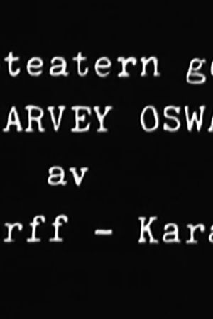 Introduktionstext till Lee Harvey Oswald?, 1968