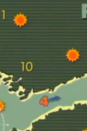 Olle Sundqvist berättar om vädret, 1993