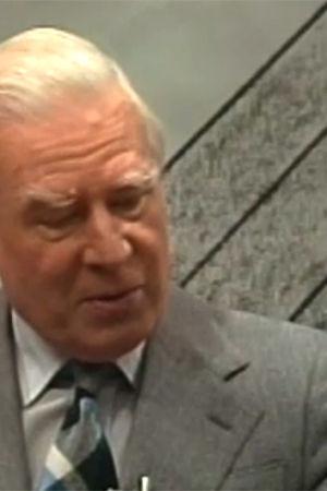 Georg Henrik von Wright, 1981