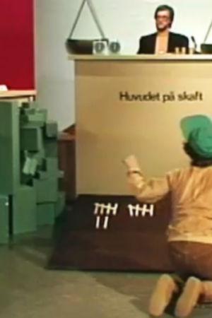 Huvudet på skaft, 1980