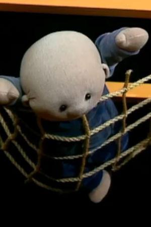 docka i klätterställning