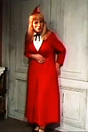 May Pihlgren som Filifjonkan, 1978