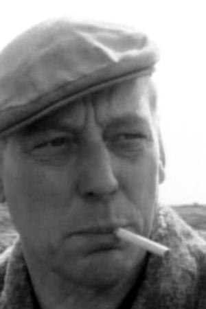 Eirik Sandbacka är polis på Kumlinge 1967