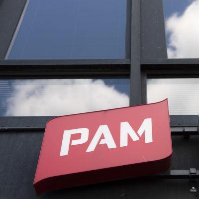 PAMin toimitalo Helsingissä.