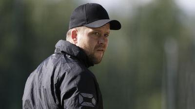 Niko Kalliokoski blickar bakåt.