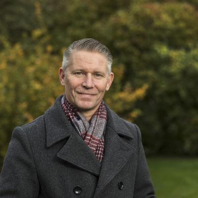 Författaren Jörgen Mattlar.