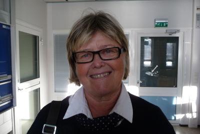 Anita Niemi-Iilahti har varit med och gjort utredningen om en kommunfusion i Vasaregionen.