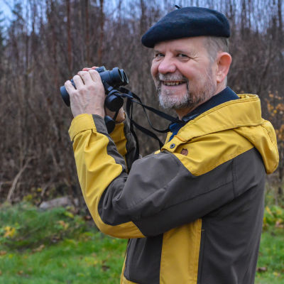 Sten Frondén, pensionerad utvecklingsdirektör