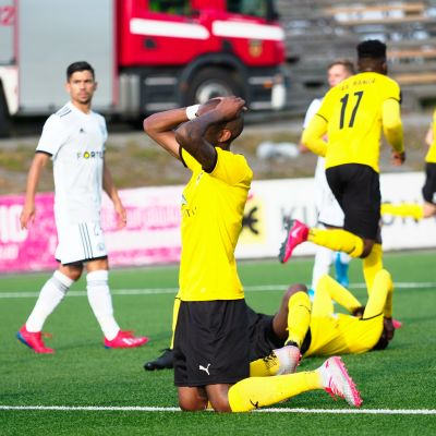 Lucas Rangels mål dömdes bort.