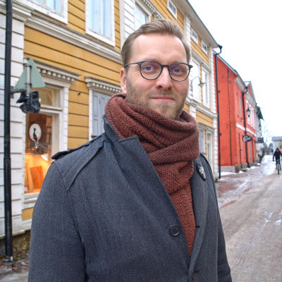 Jan-Christian Forsman.