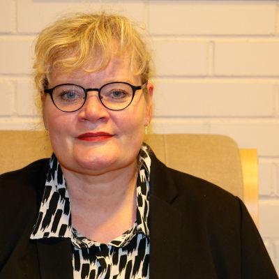 Ålands lantråd Katrin Sjögren