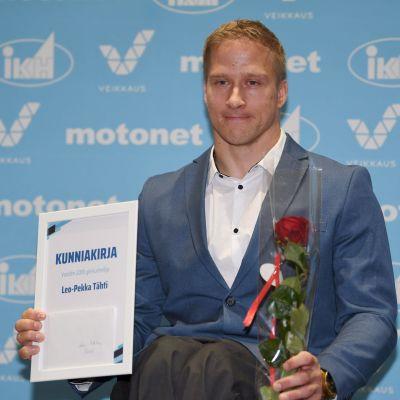 Leo-Pekka Tähti.