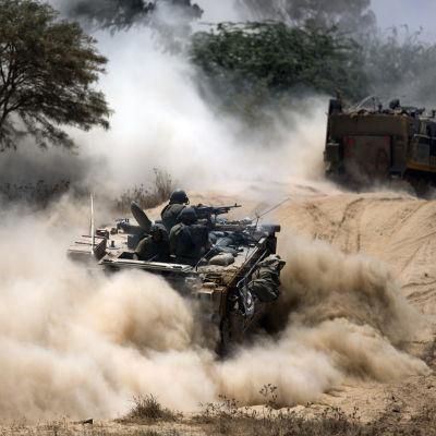 israeliska pansarvagnar