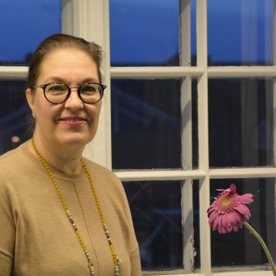 Utbildningsdirektör Sari Gustafsson