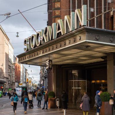 Helsingin Stockmann.