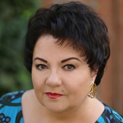 kuvassa sopraano Elena Pankratova