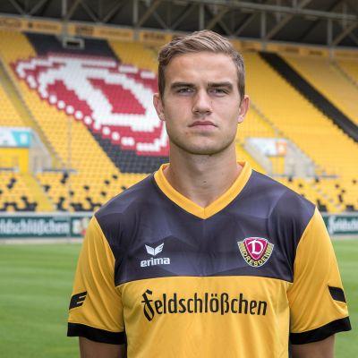 Eero Markkanen är redan på plats i Dresden och nya klubben Dynamo.