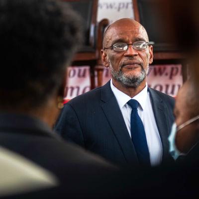 Ariel Henry blev utsedd till premiärminister strax före mordet på presidenten.