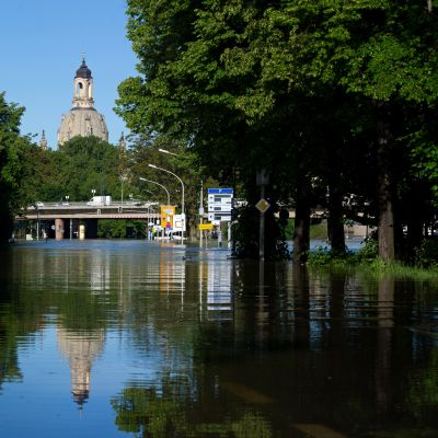 Översvämningar i Dresden i juni 2013